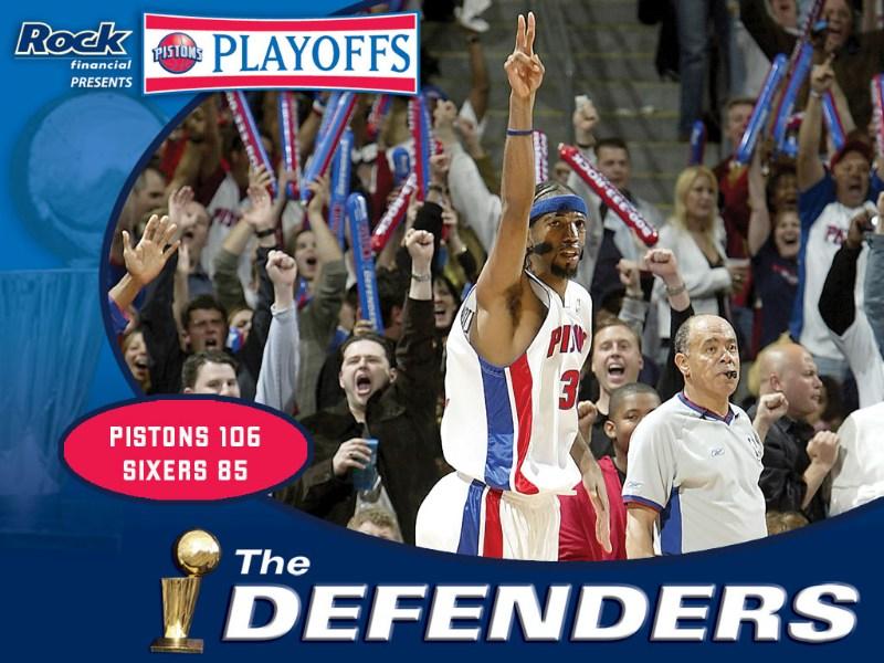 фото альбом Pistons