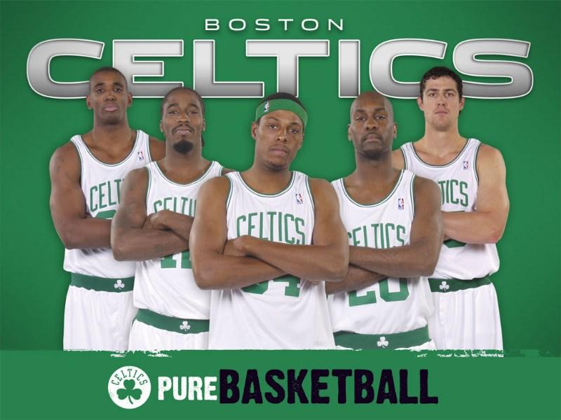 фото альбом Celtics
