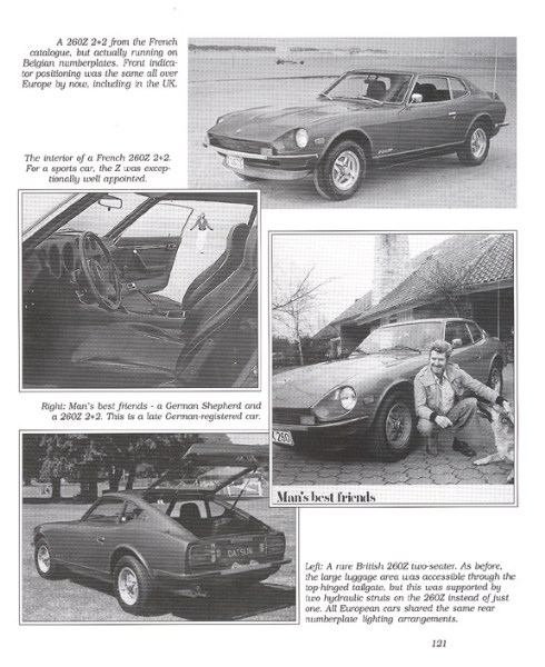 фото альбом Datsun Fairlady 280Z