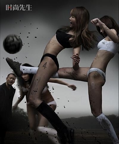 фото альбом Игры - Группа поддержки девушки из группы поддержки