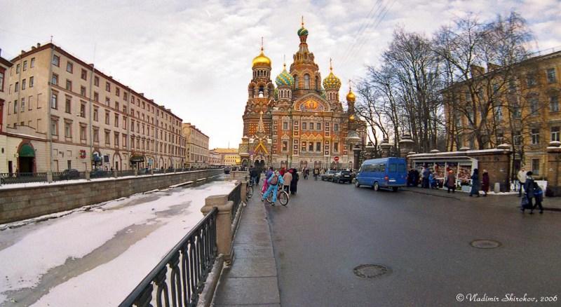 фото альбом Россия - Панорамы центра Петербурга Панорамы центра Петербурга