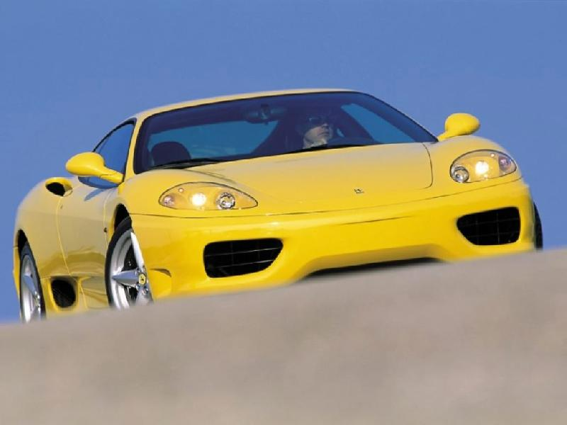 фото альбом автомобили Ferrari4