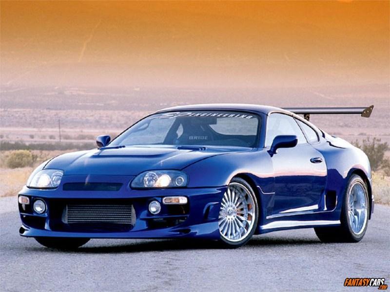фото альбом Машины / cool cars Toyota_Supra 2