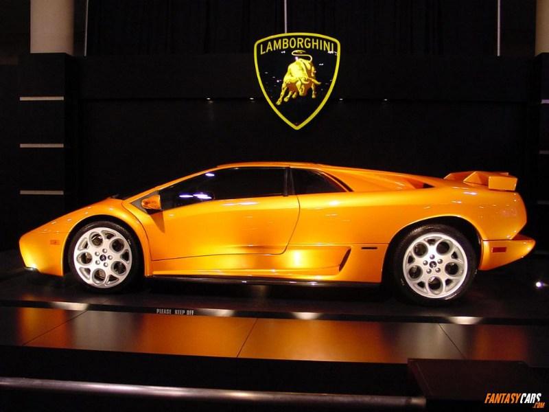 фото альбом Машины / cool cars Lamborghini Diablo