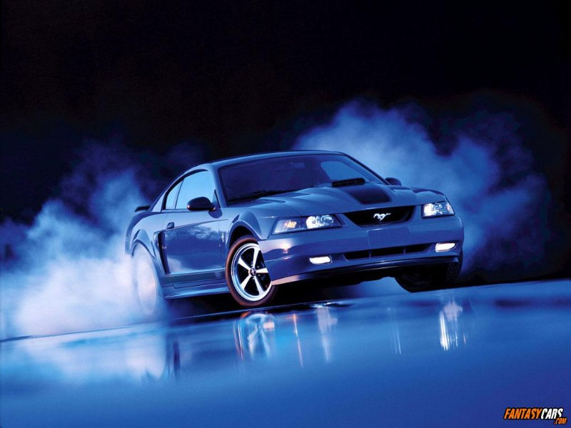 фото альбом Машины / cool cars Ford_Mustang