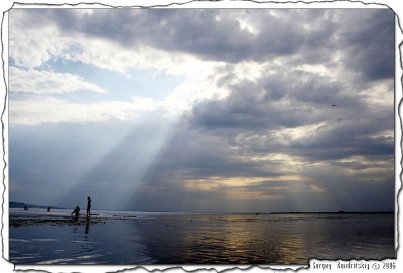фото альбом Леса, озера - Отдых на выходных(Каневское водохранилище) Колаж