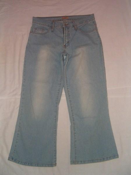фото альбом Полная распродажа - женская одежда - все по 15грн,кроме пиджака Бриджи джинсовые
