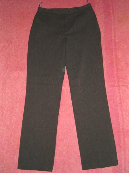 фото альбом Полная распродажа - женская одежда - все по 15грн,кроме пиджака Брюки темно-серые, 25%шерсти - 30грн.