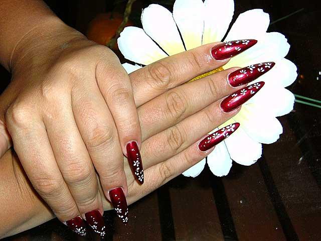фотографии альбом Моделирование и дизайн ногтей !