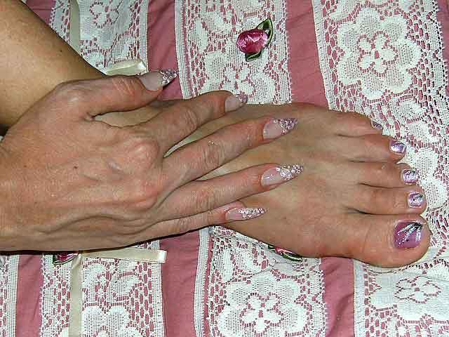 фото альбом Моделирование и дизайн ногтей !