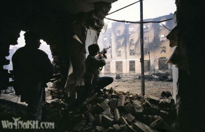 фото альбом Штурм Грозного 1 декабря 1995 года . waynakh.cjb.net
