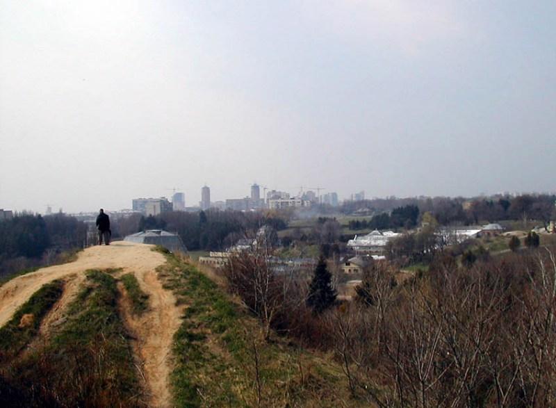 фото альбом Киев - Национальный ботанический сад им.Гришко НАН Украины пейзажи, общие виды
