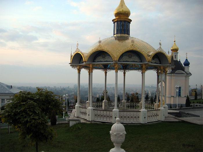 фото альбом Украина - Почаев, Тернопольская область Почаевская Лавра - местонахождение чудодейственной иконы Божьей матери,