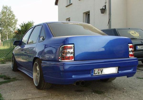 фото альбом Opel Vectra Tuning Подборка тюнингованых Вектр