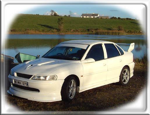 фотографии альбом Opel Vectra Tuning Подборка тюнингованых Вектр