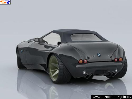 фото альбом Вело-мото - Авто-мото BMW Z4