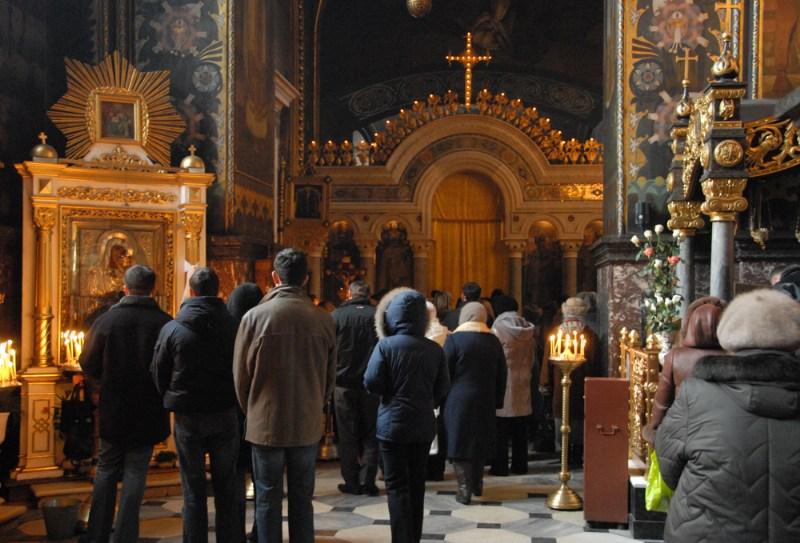 фото альбом Владимирский Собор На едине с Богом