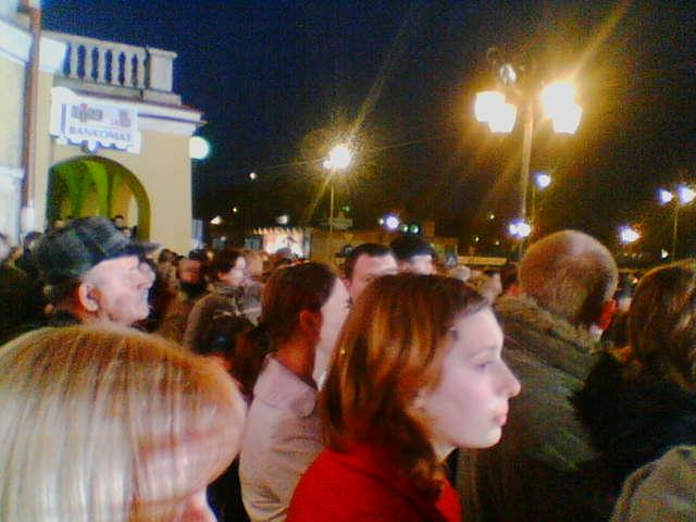фотографии альбом Msza na placu Zamkowym w Lublinie 2 kwietnia - Lublin