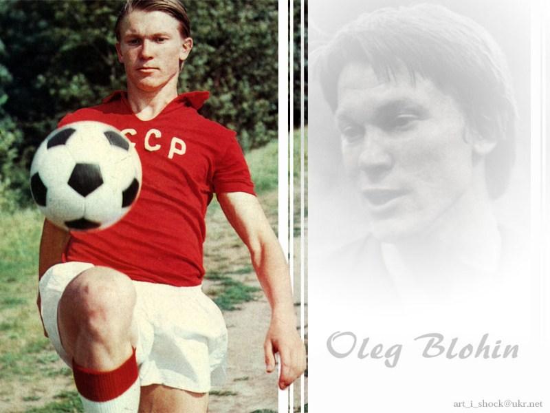 фото альбом Игры - Сборная Украины Блохин