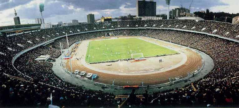 фото альбом Стадионы мира НСК Олимпийский