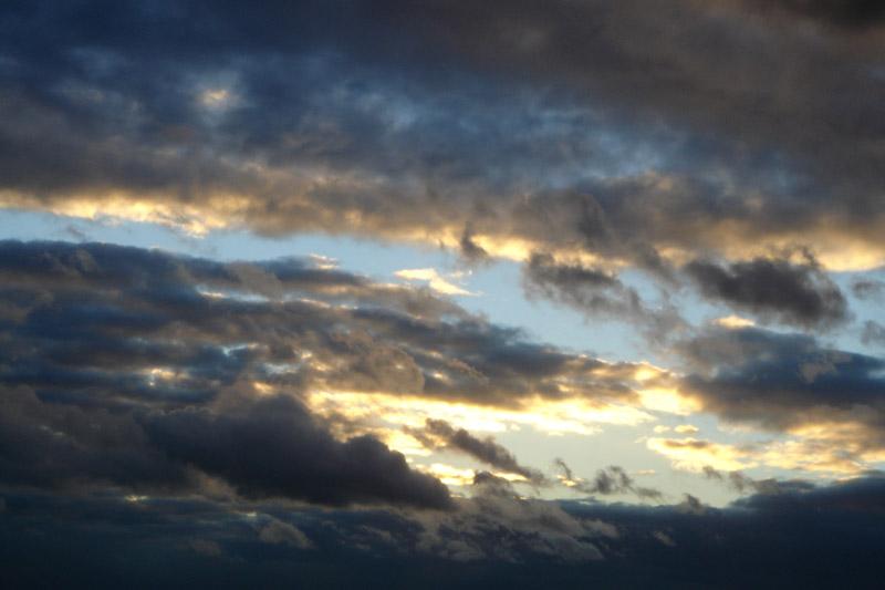 фото альбом Environment & Nature Закат после дождя