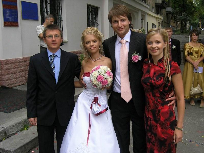 фото альбом Свадьба - Наша свадьба - Мы с гостями Мы с гостями