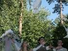 фото - Фотографии с церемонии бракосочетания - Свадьба - Свадьба 19/08/2006: церемония