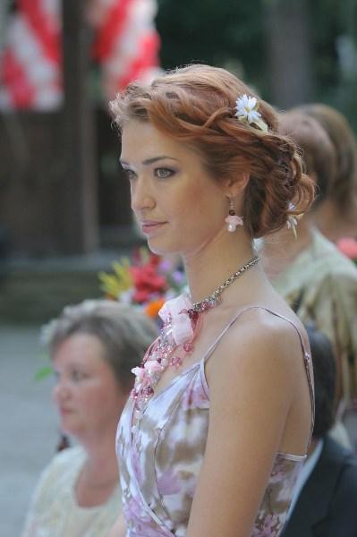 фото альбом Свадьба - Свадьба 19/08/2006: церемония Фотографии с церемонии бракосочетания