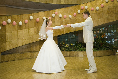 фотографии альбом Свадьба - Первый супружеский танец фотографии Карабана (без обработки)