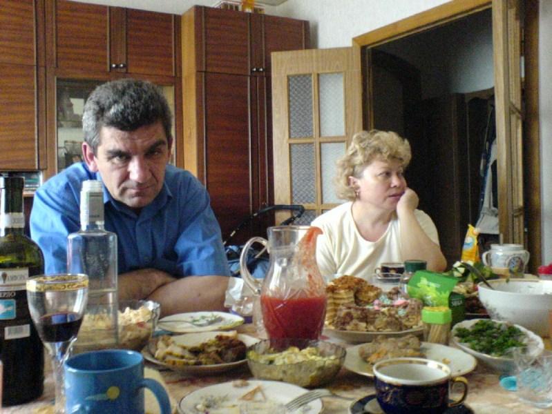фотографии альбом Праздники - Сватанье родители невесты