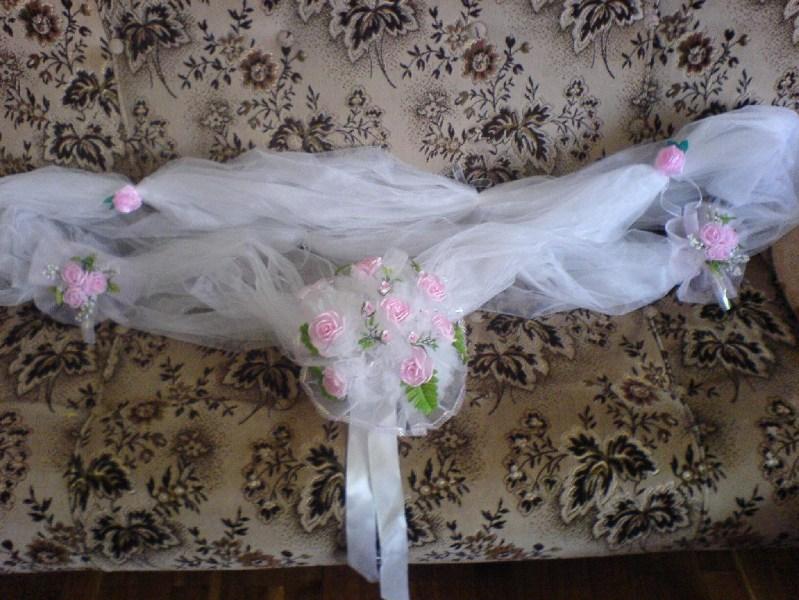 фото альбом Свадьба - Свадебные атрибуты Сама себе дизайнер!:) практически все делала своими руками!;)