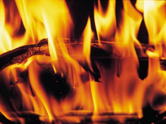 фото альбом Помазание поклонника огонь