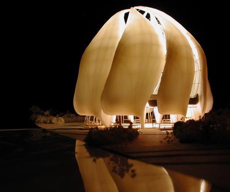 фото альбом Храмы Бахаи - в народе их зовут храмами религий На вид они все разные, но каждый храм несет определенность: 9 входов и три архитектурные ступени характеризующие администрацию бахаи