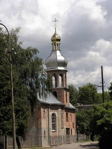 фото альбом Храмы Львова Колоколенка