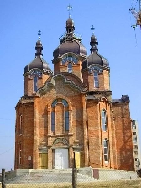 фото альбом Храмы Львова Церква Благовіщення Пресвятої Богородиці