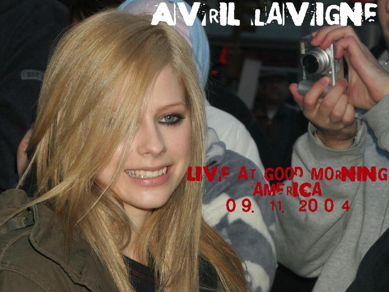 фото альбом Знаменитости - Avril Lavign