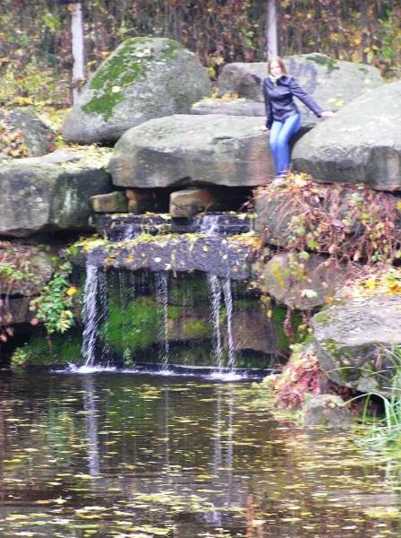 фото альбом Белая Церковь, парк Александрия 22.10.2006