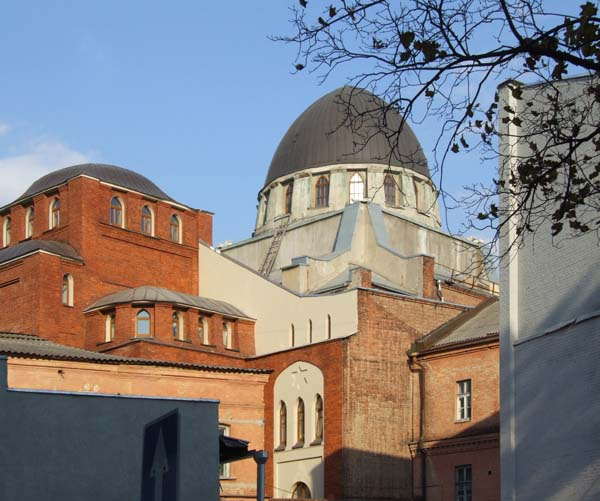 фотографии альбом Украина - Харьков, ты такой разный Харьков, синагога