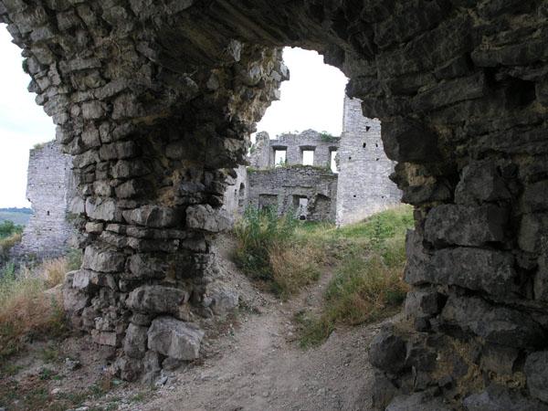 фото альбом Украина - Cкала-Подольская, Тернопольская область Свод перекрытия.