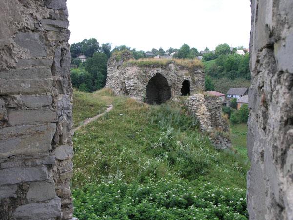 фото альбом Украина - Cкала-Подольская, Тернопольская область Вид на башню.