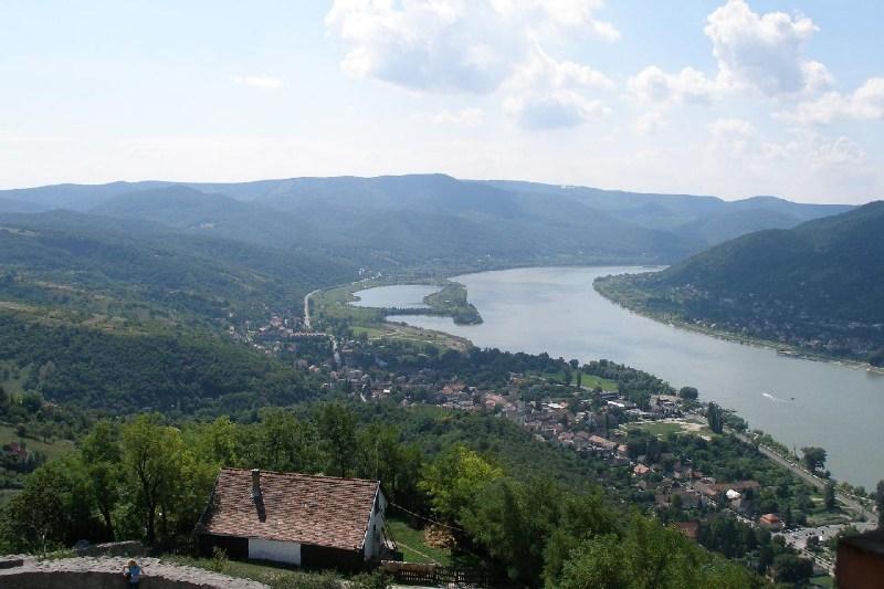 фото альбом Европа - Моя поездка в Венгрию 26.08.2006-02.09.2006 Вышеград (д Вышеградская крепость