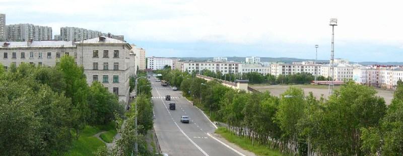 фото альбом Россия - Панорамы! Вид с моста!