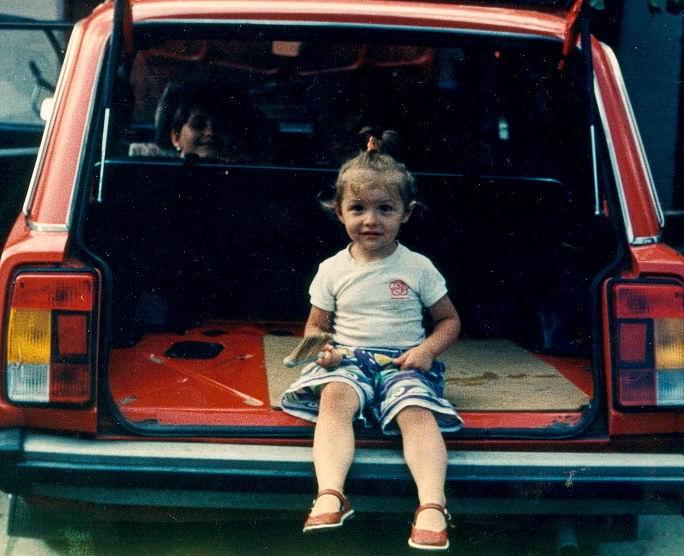 фото альбом девушки и авто