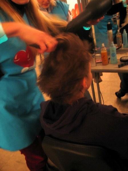 фото альбом Праздники - 02.2005 зачіски в стилі djuce