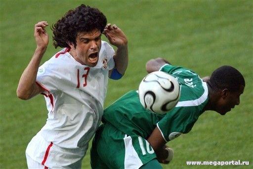 фото альбом Игры - ЧМ2006 в Германии курьезные фото с Чемпионата мира по футболу в Германии