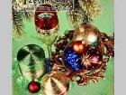 фото - Красивые новогодние  ... - Праздники - Новогодние украшения