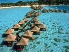 фото - Остров Бора-Бора - ж ... - Горы, море - Остров Бора-Бора. 8-е место самых лучших отелей США