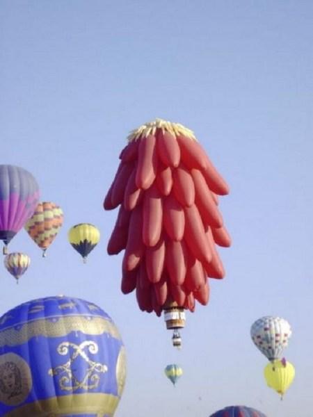фото альбом Воздушные шары Чего только не придумают! :)