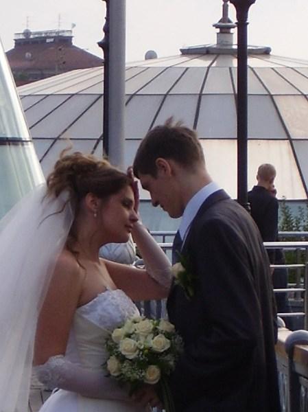 фотографии альбом Свадьба - Наша свадьба любительские фото