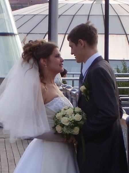 фото альбом Свадьба - Наша свадьба любительские фото